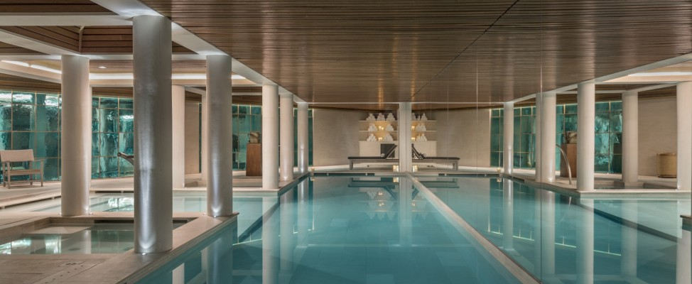 Spa à Courchevel