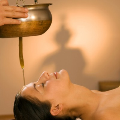 Massage ayurvédique, indien