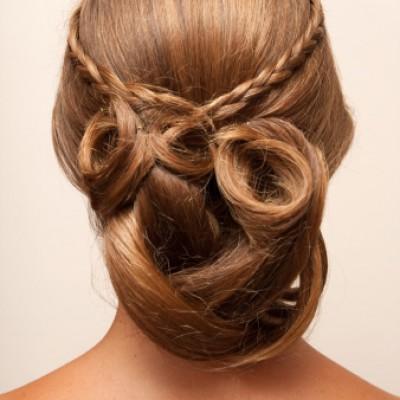 Chignon, coiffure évènement