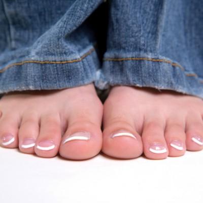 Beauté des pieds spécifique enfant